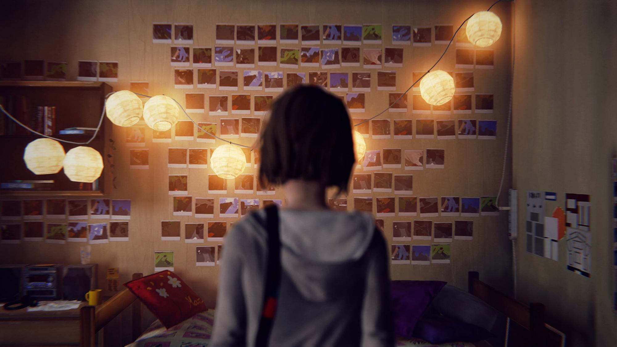 Wiki background Life is Strange Inspires #EverydayHeroes Twitter Campaign