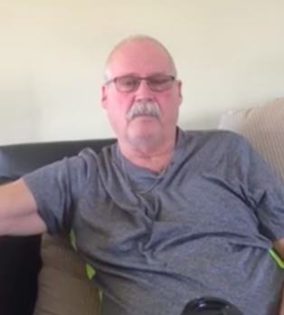 alan1 Guy With Alzheimers Makes Emotional Video Plea To Friends And Family
