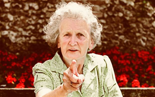 angry Lads Tale Of Old Lady Answering Natures Call Is Truly Hilarious