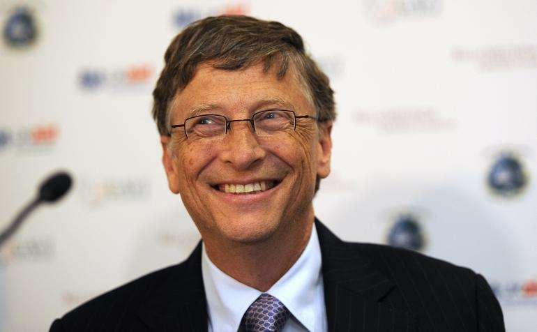Are These Entrepreneurs Really Comic Book Supervillains? bill gates