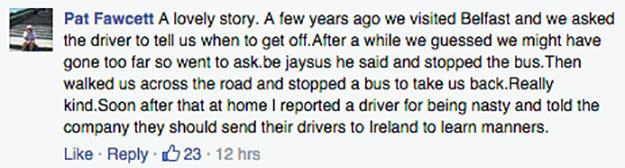 bus driver 7 This Bus Drivers Act Of Kindness Will Help Restore Your Faith In Humanity