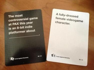 cards 15 Are These The Most Offensive Cards Against Humanity Answers Possible?