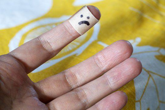 These Horrific Kitchen Accidents Will Put You Off Eating For The Day chefs66