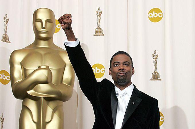 crr ubb3tb 1 Chris Rock Perfectly Sums Up How White The Oscars Are