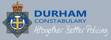 Police Investigate Police Letters Accusing Man Of Being A Peadophile durham contstabulary logo