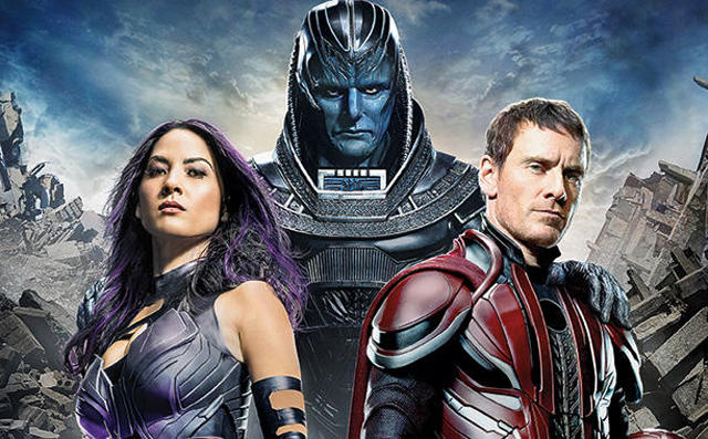 Olivia Munn Posts Incredible Instagram Pics From Latest X Men Film ew cover 1373 xmen 612x380 1 1