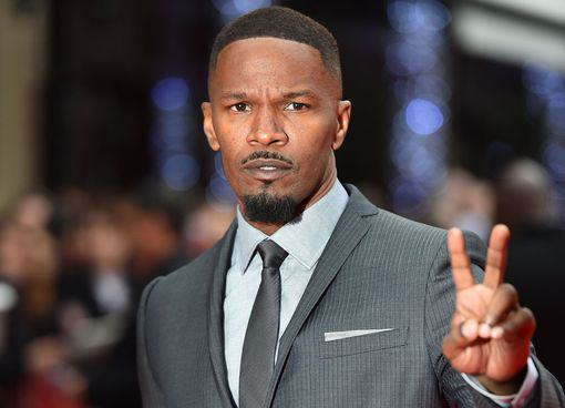 Jamie Foxx Saves Man From Burning Car Wreck In Dramatic Scenes foxx1