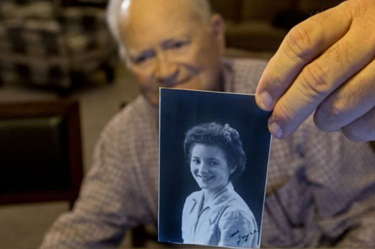 gofundme1 Wartime Sweethearts To Reunite 70 Years Later On Valentines Day