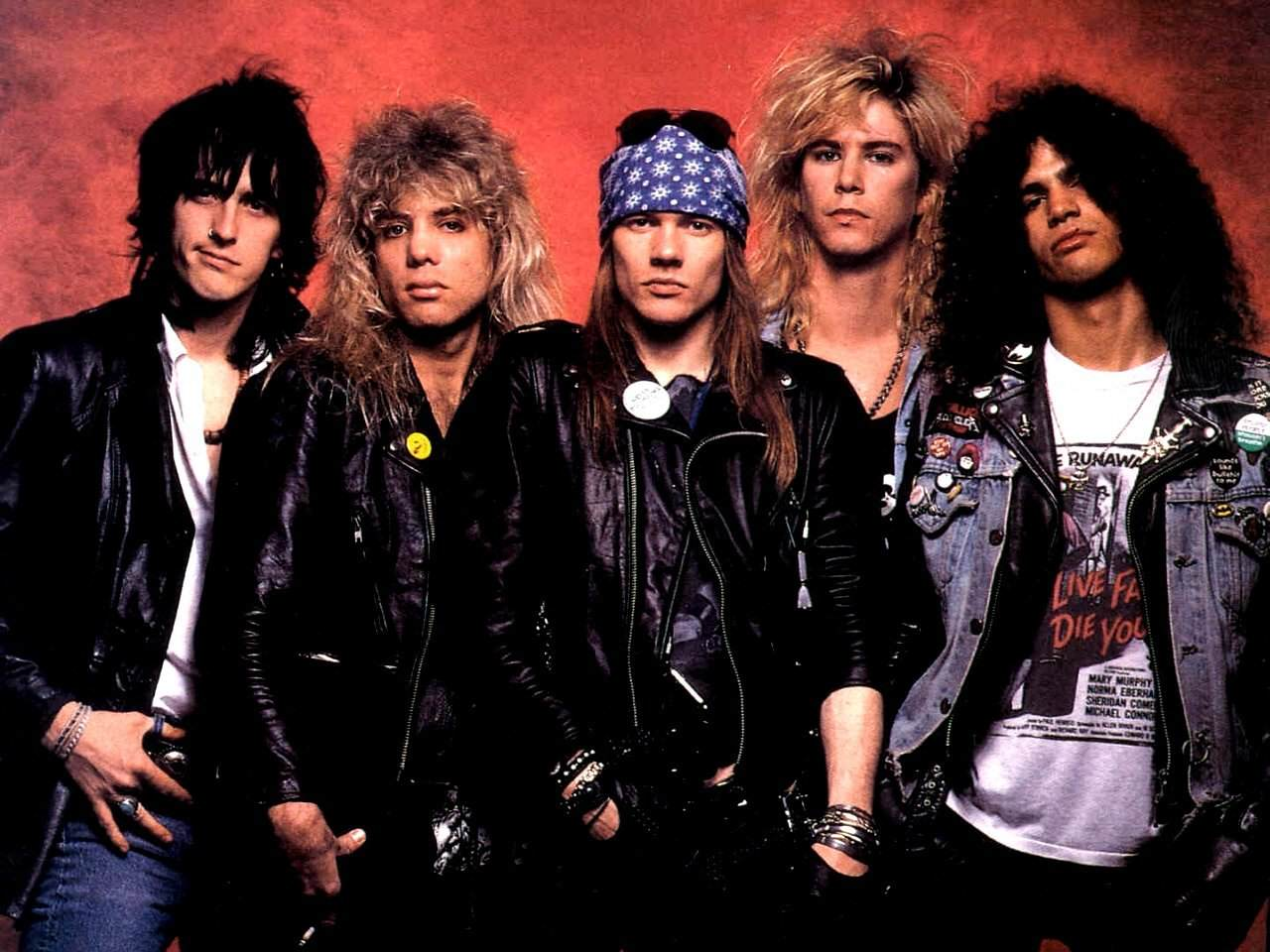 guns n roses 1 Its Official, Guns N Roses Are Getting Back Together