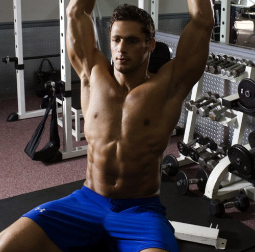 A Quarter Of You Are Having Sex At The Gym, Apparently gym6