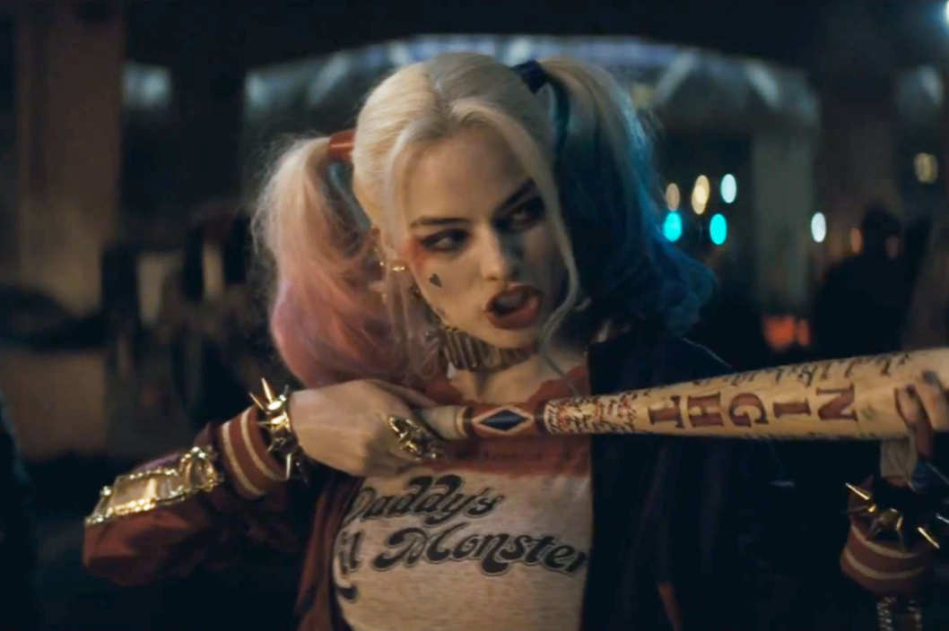 harley quinn The New Suicide Squad Trailer Is Insane In Every Way Imaginable