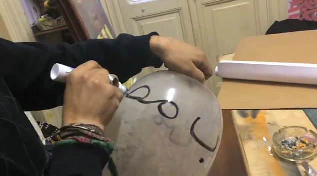 Pranksters Face Jail For Embarrassing Police With Condom Balloons joke 1