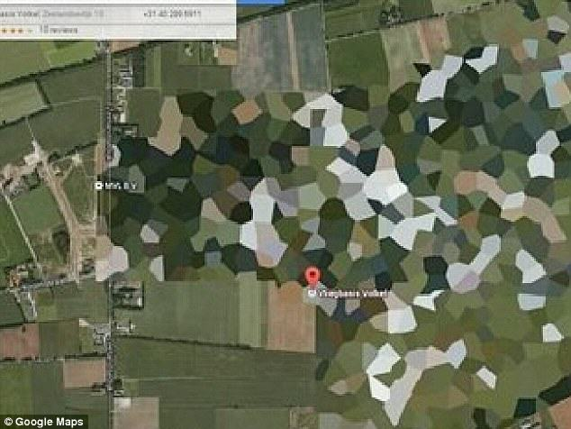 map 6 Google Earth Doesnt Want You To See These Mysterious Secret Sites