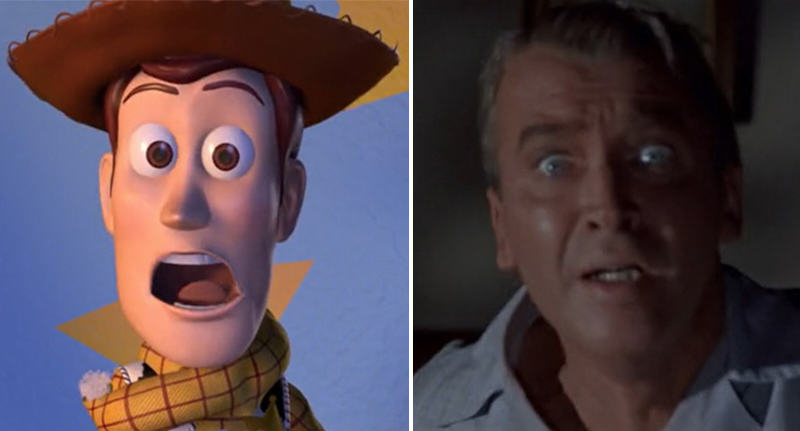pixar FB Awesome Video Shows All Of Pixars References To Classic Movies