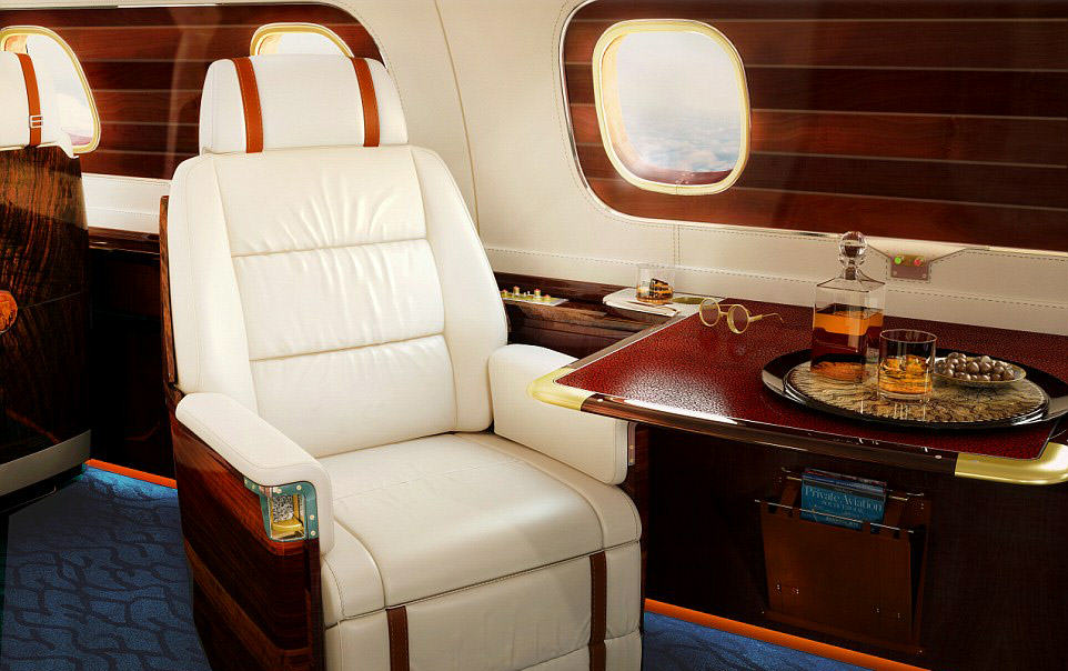 This Plane/Boat Hybrid Luxury Private Jet Is Absolutely Ridiculous plane 10