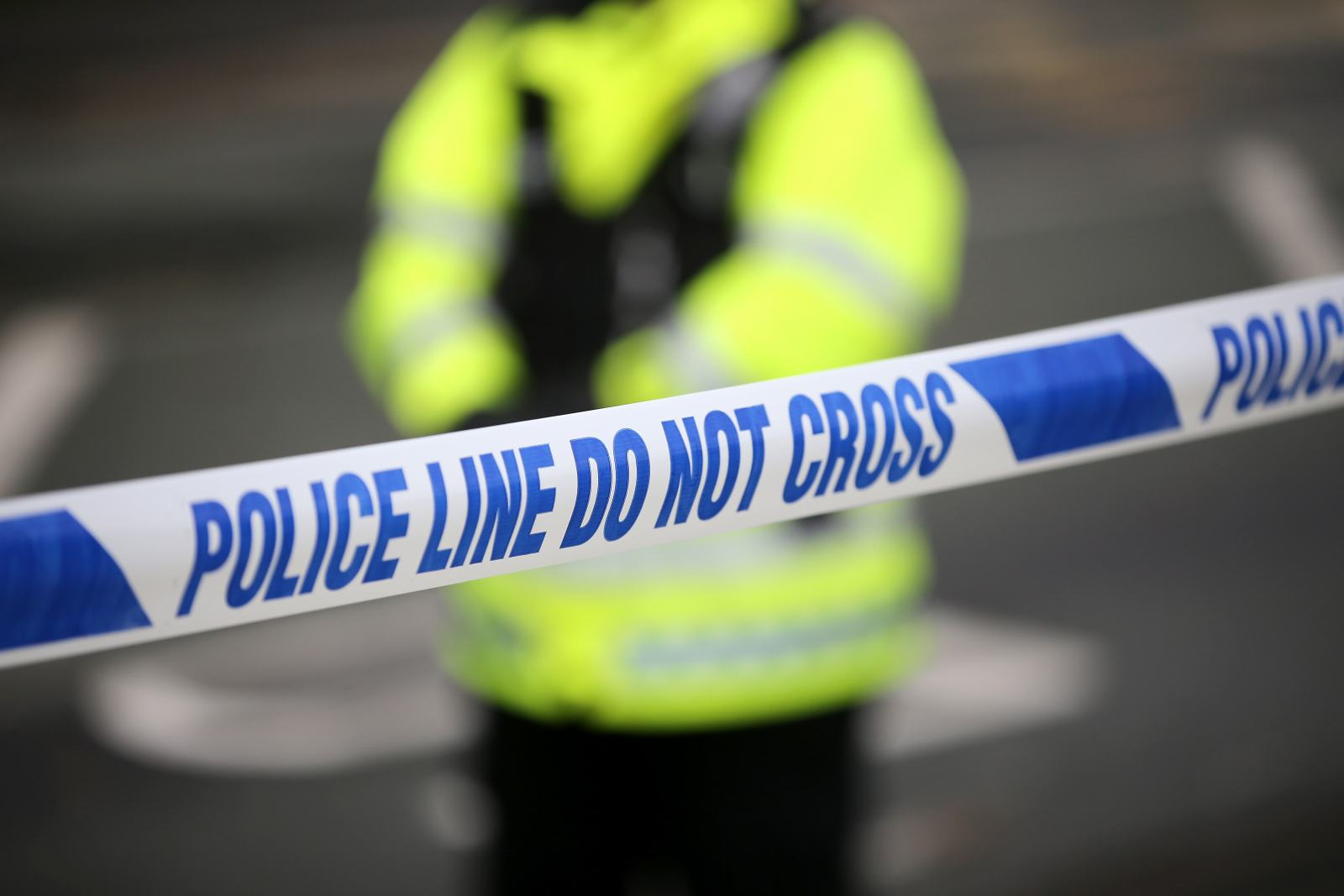 police tape Terrorist House Schoolboy Not Investigated By Police About Spelling Mistake