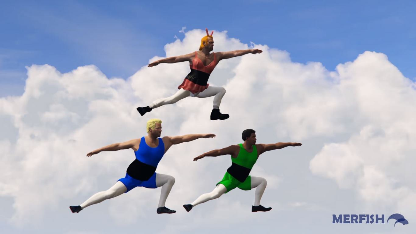 puff The Power Puff Girls Intro Recreated In GTA V Is Bizarrely Awesome