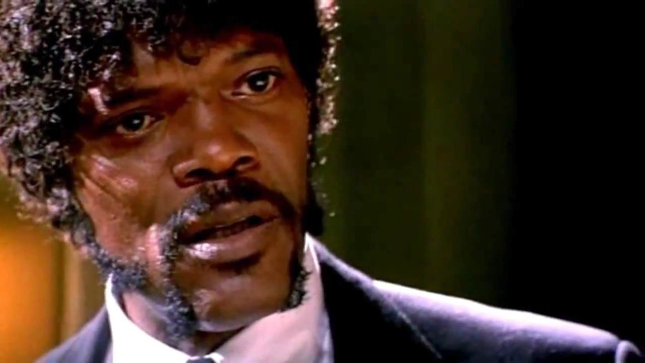 Samuel L. Jackson Performing Classic Movie Lines Is Unbelievably Cool