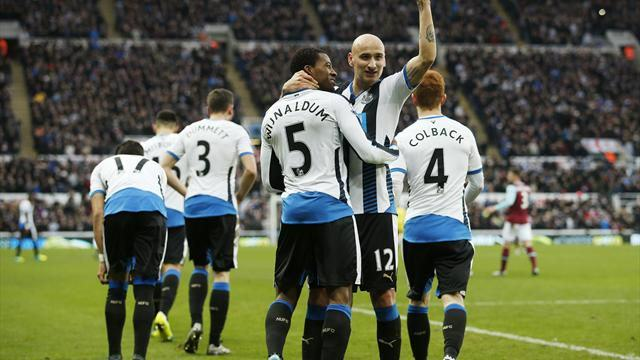 shelvey 1 Five Things We Learnt From This Weekends Premier League Action