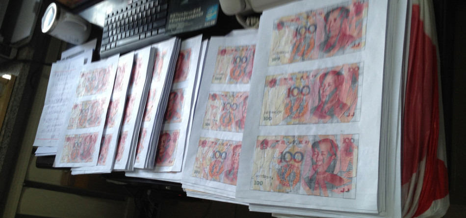 shredded yuan3 Couple Go To Extreme Lengths To Piece Together Shredded Banknotes