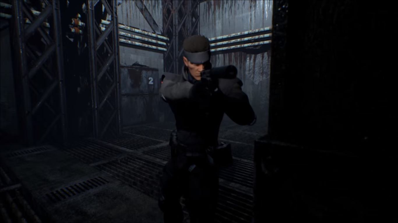 snake This Stunning Metal Gear Remake Might Not Be Around For Long