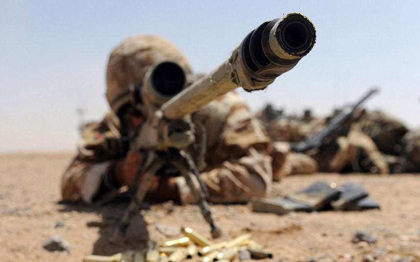 sniper 2569626k British Sniper Investigated For Not Warning Insurgent Before He Shot Him