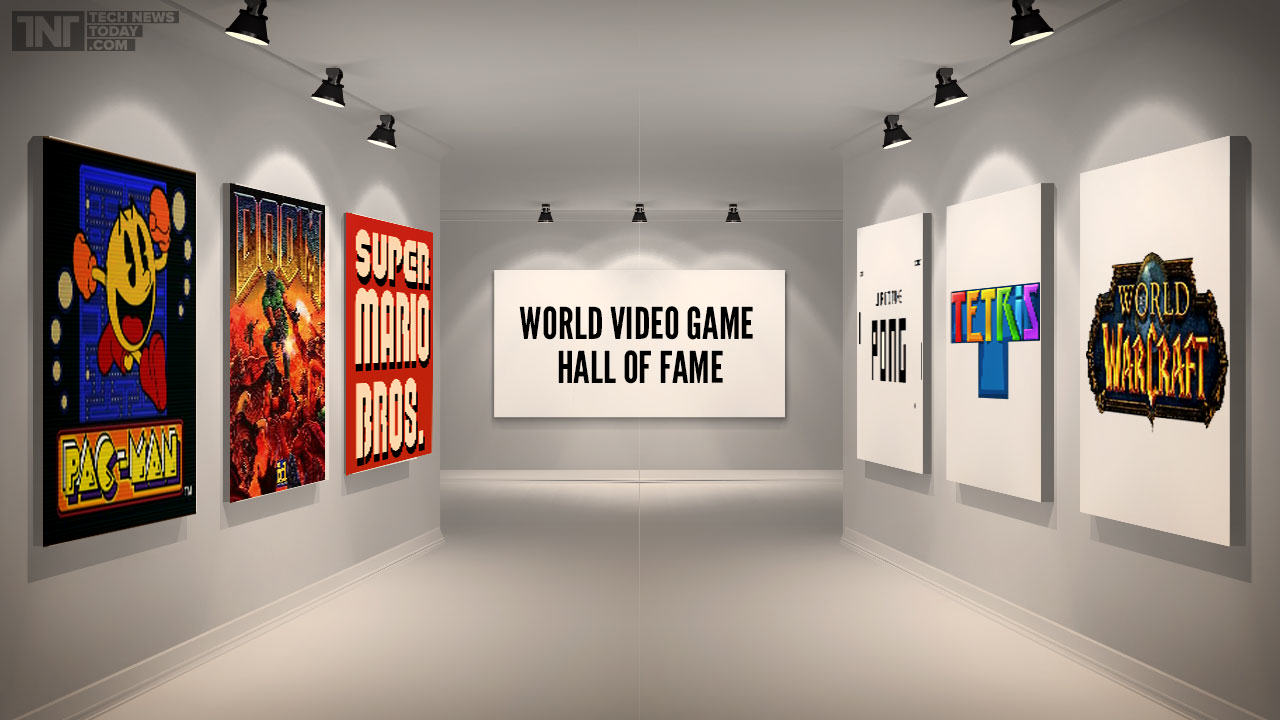 the first six names in the world video game hall of fame The Video Game Hall Of Fame Wants Your Nominations