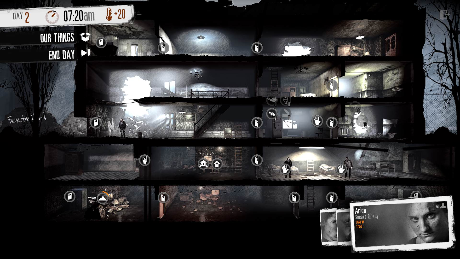 This War Of Mine Deals With The Real Consequences Of War this war of mine 6