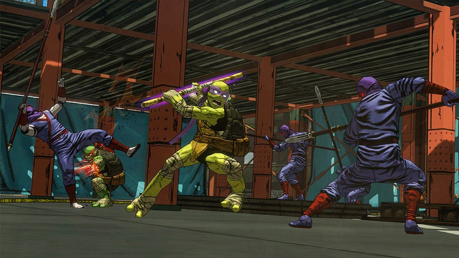 tmnt mim.0.0 Upcoming Teenage Mutant Ninja Turtles Game Now Has An Awesome Trailer
