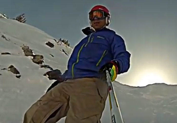 ufo1 1 UFO Spotters Claim Snowboarders GoPro Footage Has Captured Proof Of Aliens