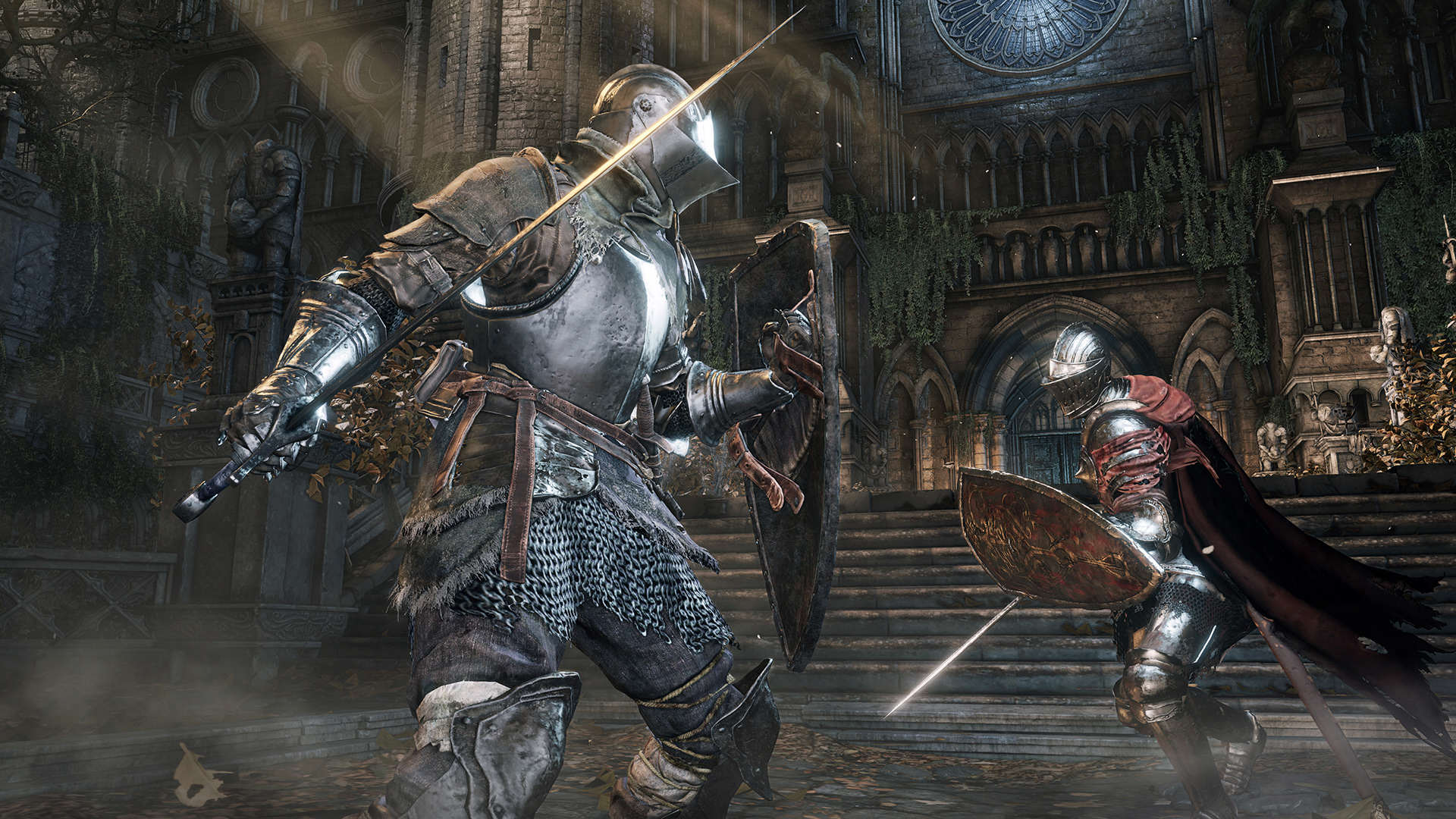 2980097 dark souls iii 6 New Dark Souls 3 Video Shows Off Thief Class, Moves And Abilities