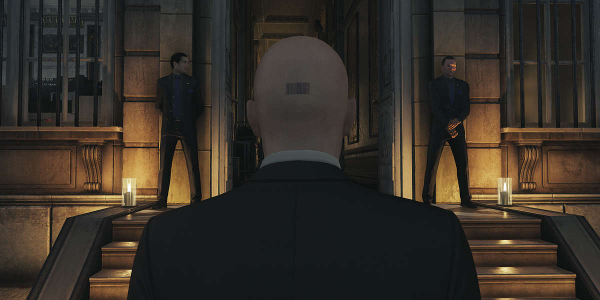 Agent 47 Hitman Beta Hitman Beta Requires An Internet Connection, But Full Game Wont