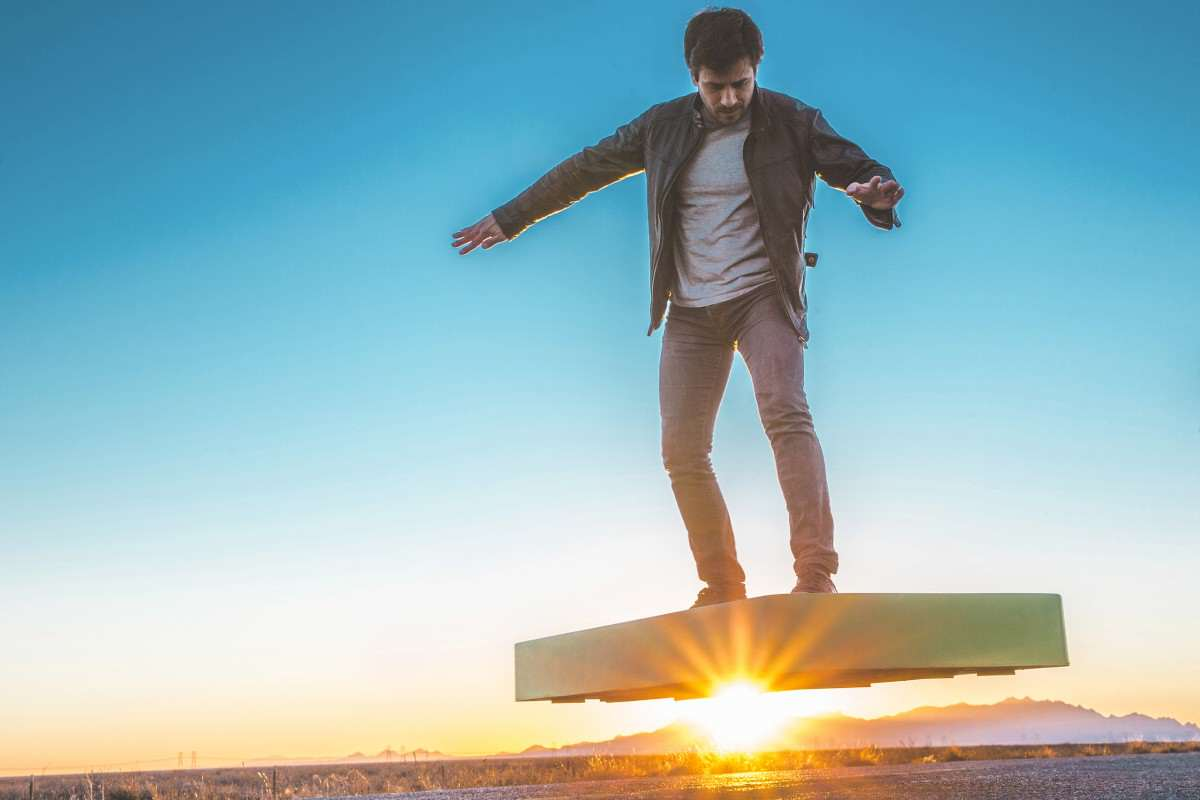 ArcaBoard large 26 1200x800 Real Hoverboards, That Actually Fly, Being Released This Year