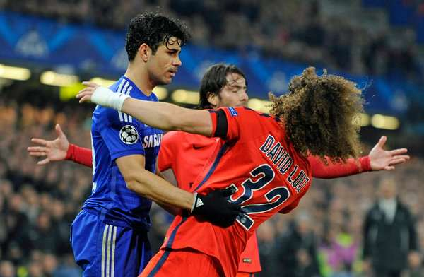 Three Things That Will Definitely Happen During PSG v Chelsea Costa Luiz