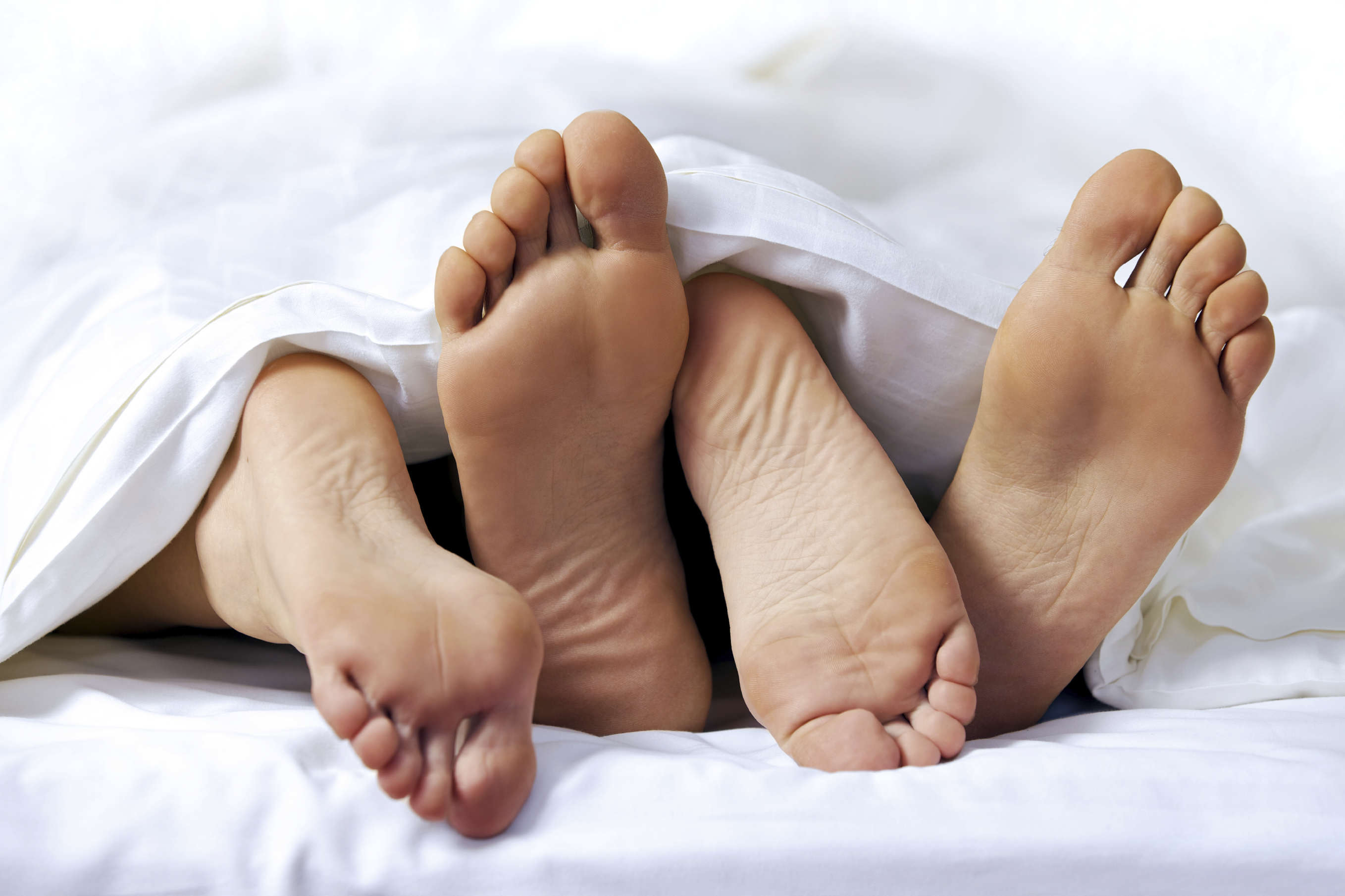 Foot Bed 1 Women Reveal Why They Spit Or Swallow During Sex