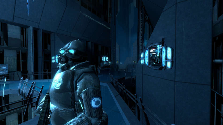 Half Life Opposing Force Prospekt Fan Made Sequel To Half Life Is On Steam Now