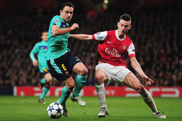 Koscielny Five Arsenal Players Who Can Give Them Hope Against Barcelona