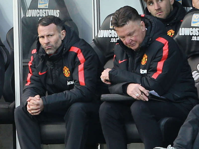 Five Reasons Louis van Gaals Manchester United Reign Hasnt Worked LVG Giggs
