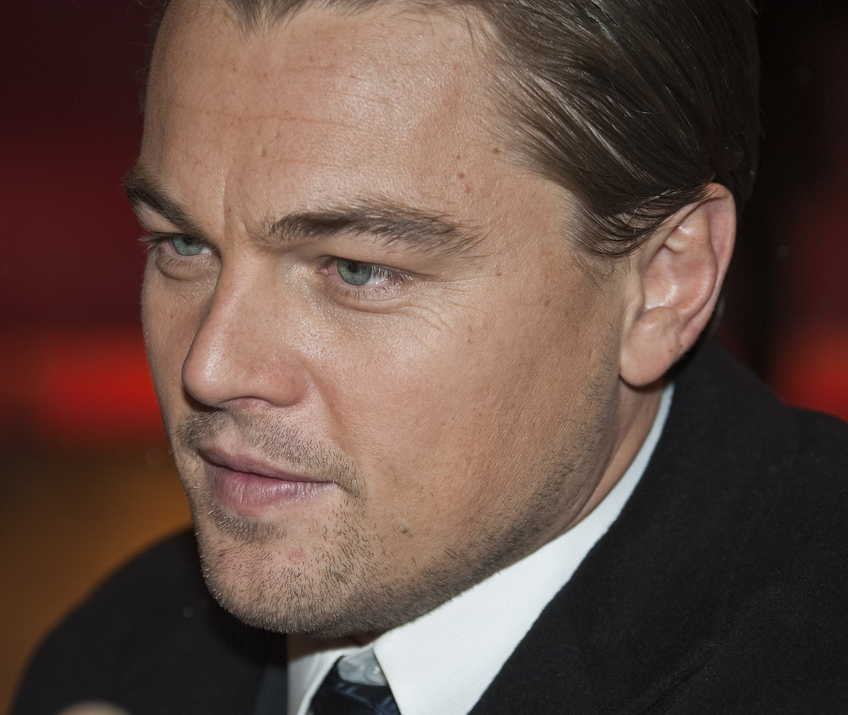 Leonardo DiCaprio Berlin Film Festival 2010 2 cropped Leonardo DiCaprio Is Finally Getting An Oscar, Sort Of