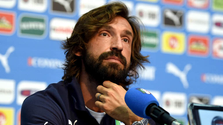Ten World Class Stars Who Shouldve Played In The Premier League Pirlo Sky Sports