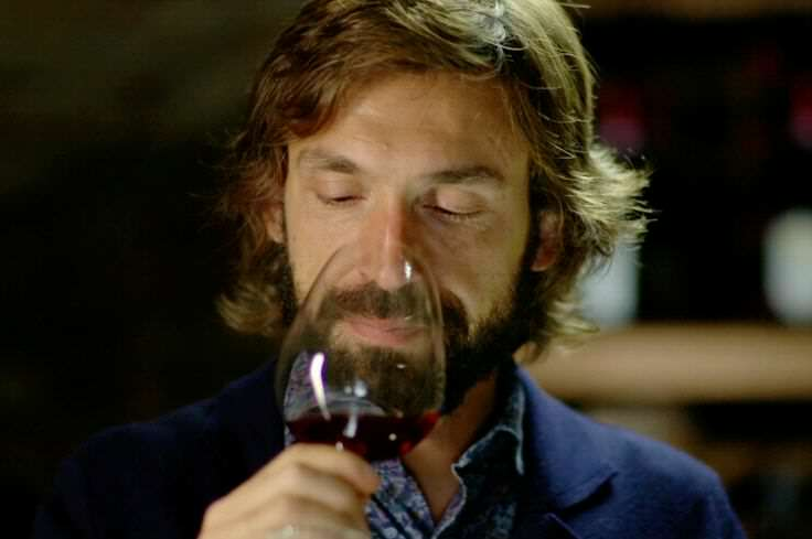 Pirlo Wine Five Of Footballs Most Loveable Guys