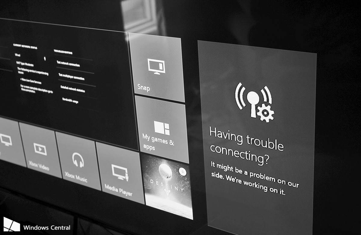 Xbox Live Down BW hero Hacker Group Claims They Can Wipe Xbox Live From Existence