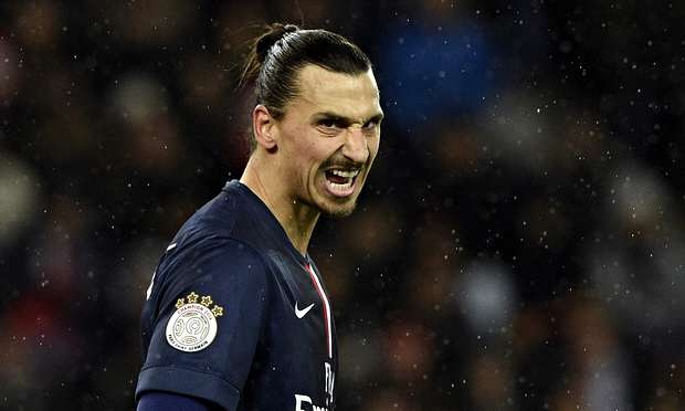 Zlatan Eight Of The Biggest Characters In Football