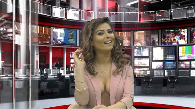 This TV Station Is Using Almost Topless News Anchors To Boost Ratings a8645df44440b24377dff93e9d396e9f402d385b