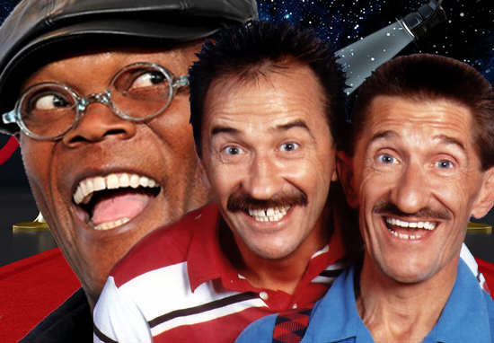 chuckle brothers People Reveal Their Brutally Disappointing Encounters With Celebrities