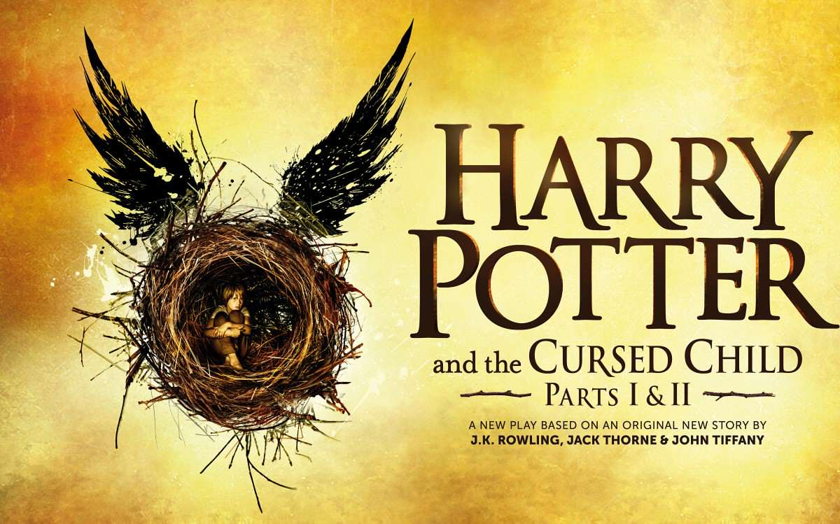 J.K. Rowling Sheds Some Light On New Harry Potter Book cursed child 1200x749