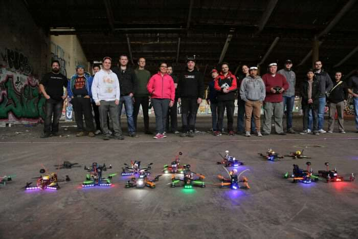 drone racing Drone Racing Is The Sport Of The Future And It Looks Amazing