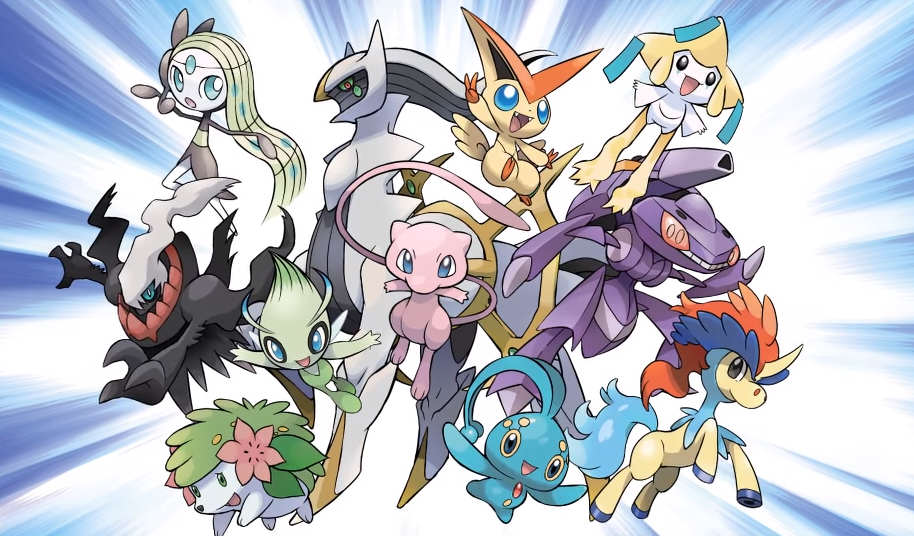 fdsgsfd1 You Can Now Grab A Free Mythical Pokemon Every Month This Year
