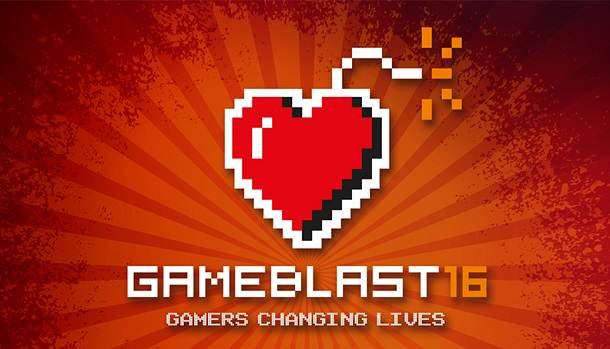 Huge Gaming Marathon Launches To Raise Money For Awesome Charity gameblast 16