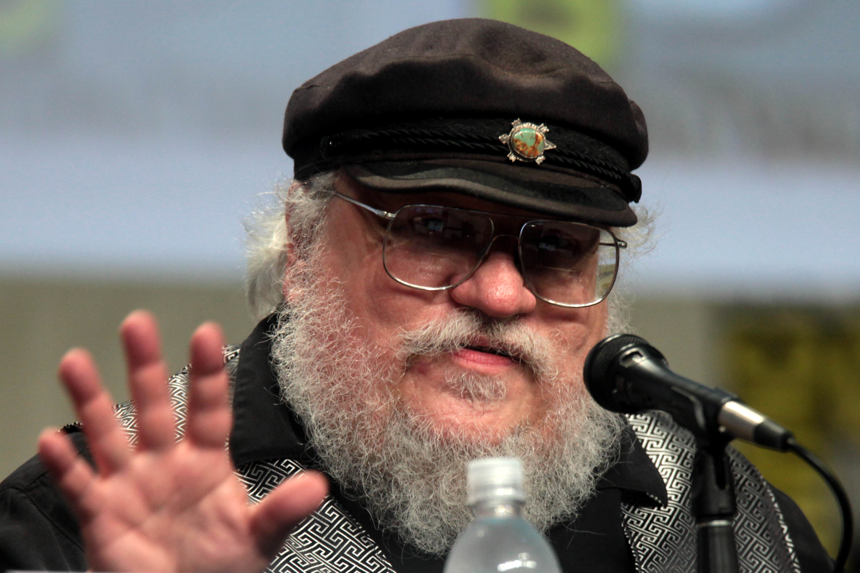 georgem Game Of Thrones Author Has Some Good News For Book Readers